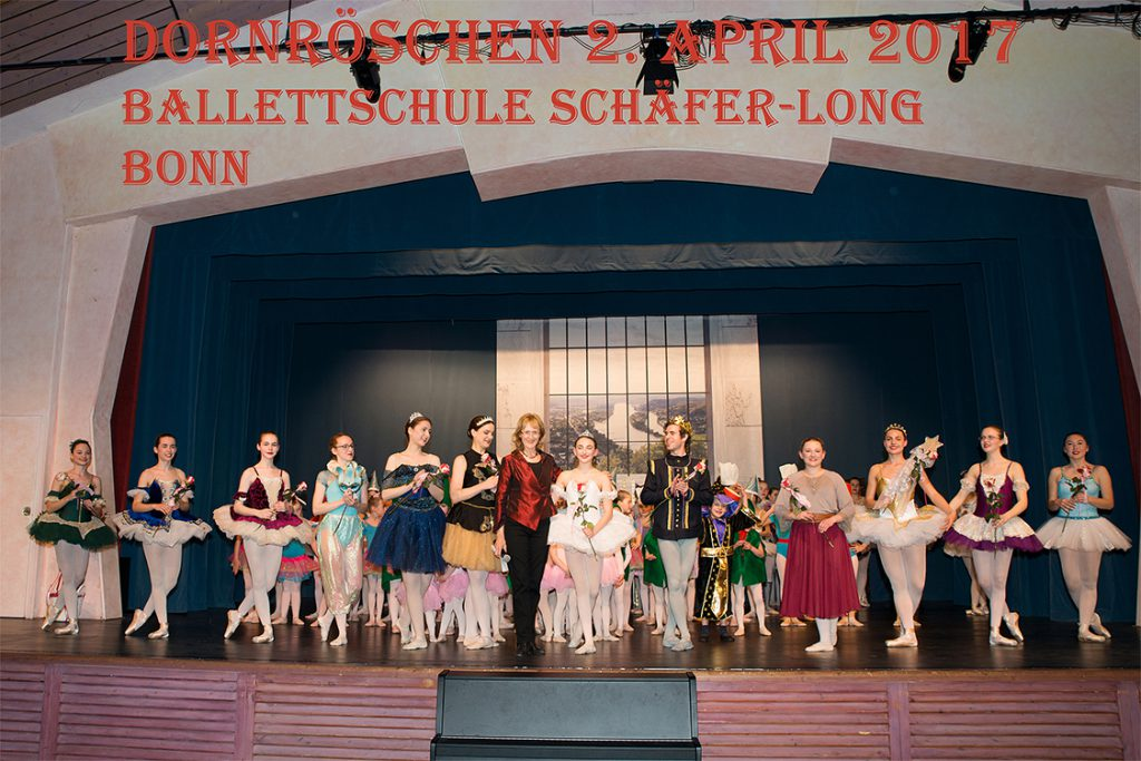 Aufführung Dornröschen vom 2. April 2017